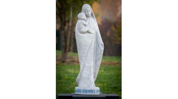Sculture cimiteriali in marmo e granito arte marmi for Arredi cimiteriali