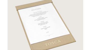 Tavolette menu del giorno