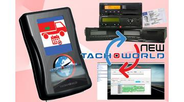 Sistema per lo scarico e l'analisi dei dati dei tachigrafi digitali
