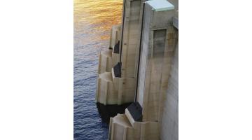 Rinforzo per strutture offshore