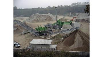 Impianti abbattimento polveri industriali