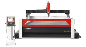 3D waterjet cutting system BBWA