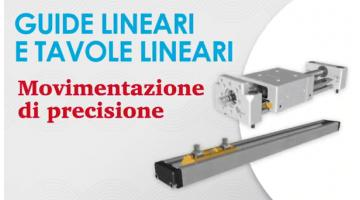 Linear guides and tables for automatic machines
