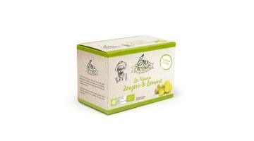 Tisana zenzero e limone 20 filtri