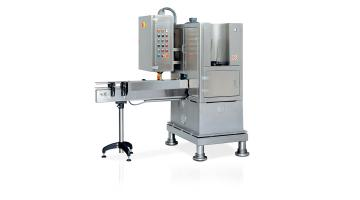 Automatic seamer from 10 to 60 cpm