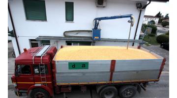 Sonda preleva campioni per cereali