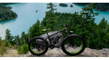 Electric bicycles with assisted pedaling E-Bike