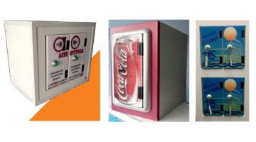 Box per carica cellulari personalizzati