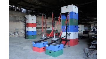 Cubi per allenamento funzionale