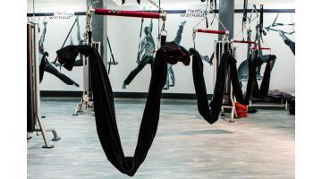 Attrezzi per allenamento in sospensione