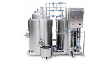Моноблочный завод по производству пива