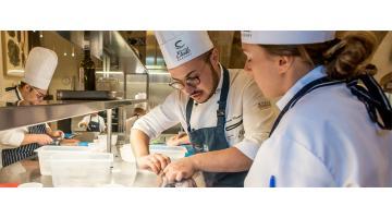 Corso di alta formazione per diventare chef nel Lazio