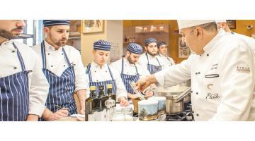 Corso di formazione per chef professionisti nel Lazio