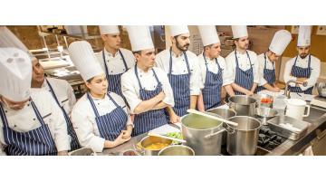 Corso professionale per chef nel Lazio