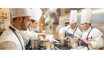 Corso professionale per diventare chef