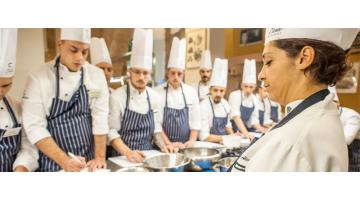 Corso professionale di formazione per chef nel Lazio