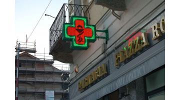 Crosses for pharmacies