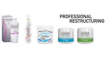 Prodotti ristrutturanti professionali per capelli CLASS PROFESSIONAL 3742fbfa50d1