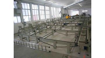 Impianti personalizzati per produzione travi in legno
