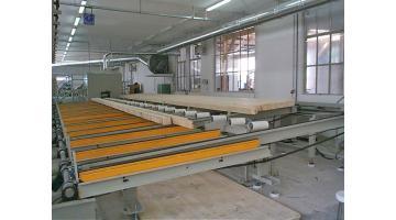 Impianto automatico per produzione travi