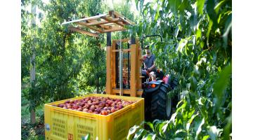 Elevatori idraulici per l'agricoltura
