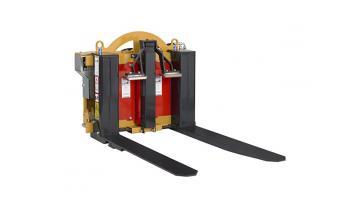 Rovesciatore idraulico per bins