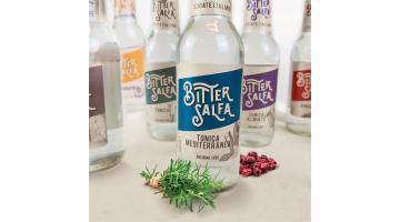 Bevande sodate italiane Bitter Salfa