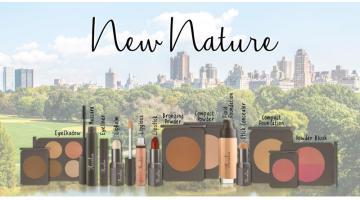 Linea makeup con materie prime naturali