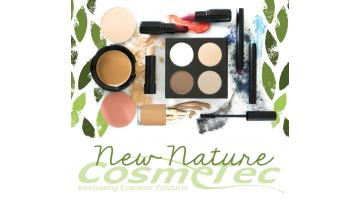 Prodotti makeup con ingredienti di origine naturale