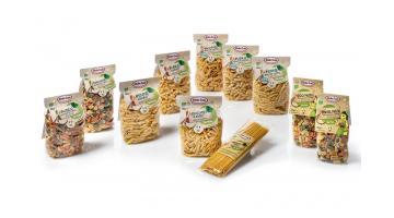 Produzione pasta biologica da grano duro