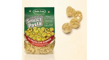 Pasta di semola formati speciali Smiley