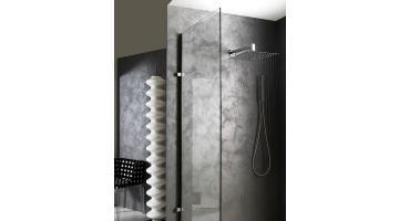 Stainless steel shower set