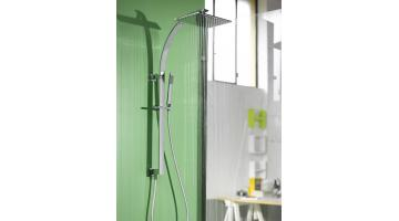 Spazio 3 shower column set