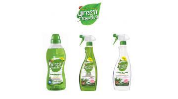 Detergenti ipoallergenici linea casa