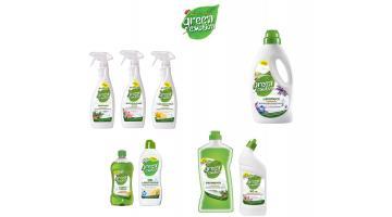 Eco detergenti naturali ipoallergenici Green Emotion