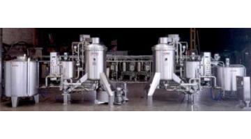 Macchine per la produzione di birra artigianale e industriale