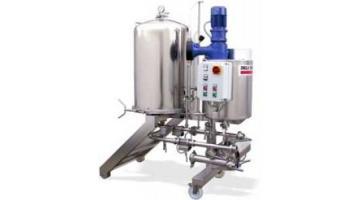Macchine per filtrazione birra con filtro FSB