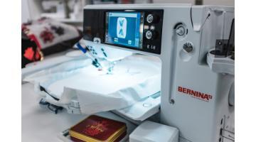 Distributore Italia macchine per cucire Bernina