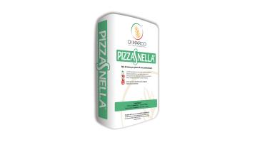Pizzasnella for making highly digestible pizza