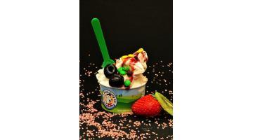 Coppette per gelato in carta