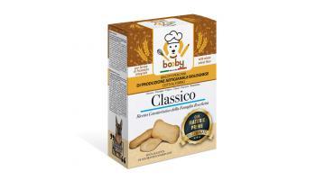 Biscotti per cani di produzione artigianale Gusto Classico astuccio 400g