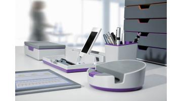 Desk accessories design durable for Accessori scrivania design