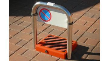 Dissuasore elettrico radiocomandato per parcheggi Easy Park Light