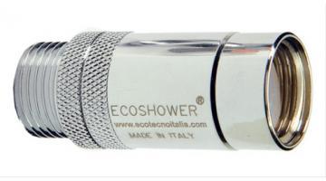 Economizzatore acqua per doccia Ecoshower