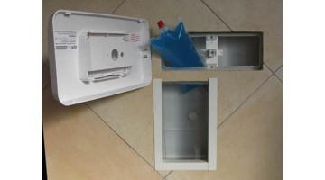 Sacchetto per risparmio acqua nella cassetta di scarico wc Water Bag