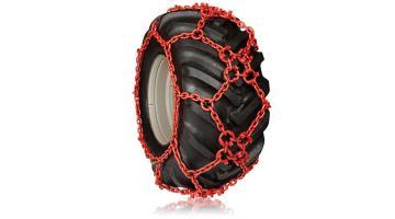 Catene di protezione per pneumatici fuoristrada