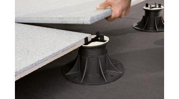 System for raised floors