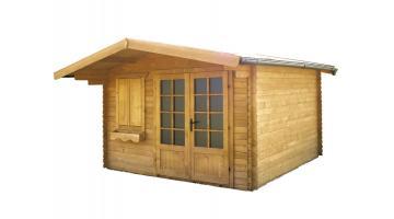 Casette da giardino in legno - Mod. Tolosa