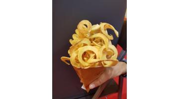 Professional potato chips