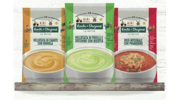 Zuppe monoporzione pronte Vegan e Gluten Free